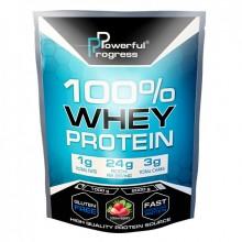 100% Whey Protein, 1 кг - Клубника