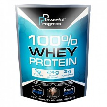 100% Whey Protein, 1 кг - Мороженое