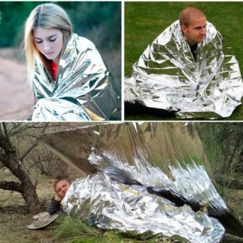 Термоодеяло Emergency Blanket - 130*210 см