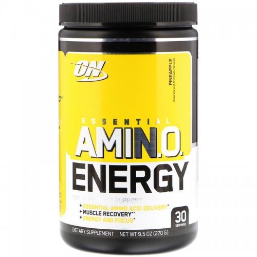 Amino Energy, 30 порций - Ананас