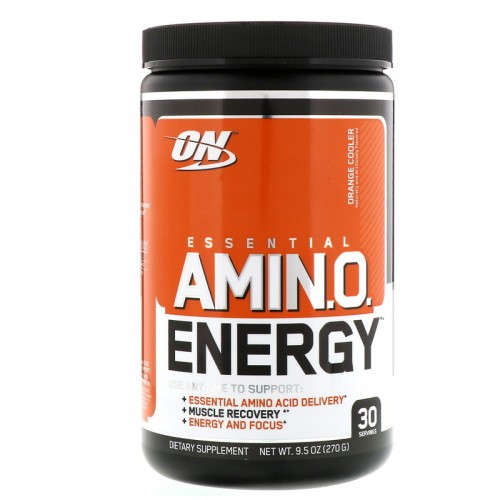 Amino Energy, 30 порций - Апельсин