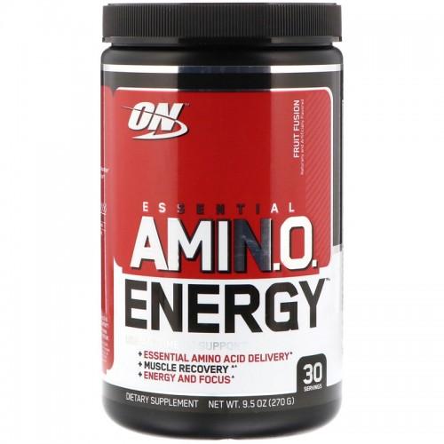 Amino Energy, 30 порций - Фруктовый