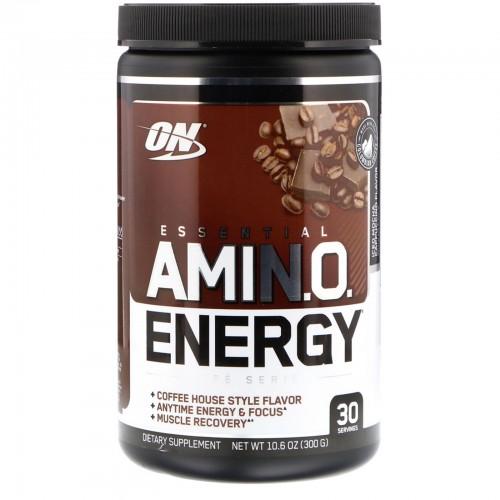 Amino Energy, 30 порций - Капучино