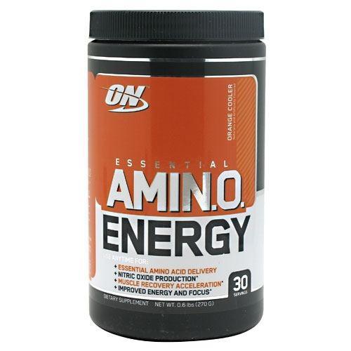 Amino Energy, 30 порций - Карамель - Маккиато