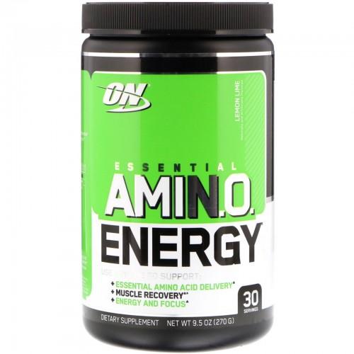 Amino Energy, 30 порций - Лимон-Лайм