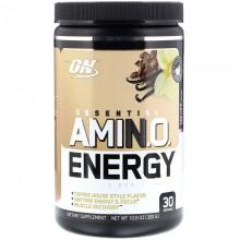 Amino Energy, 30 порций - Ваниль