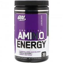 Amino Energy, 30 порций - Виноград