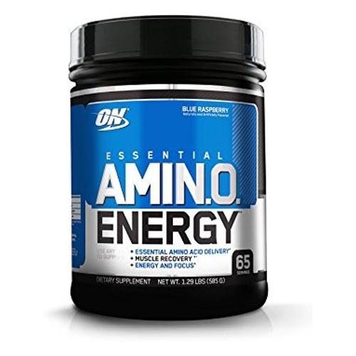 Amino Energy, 65 порций - Ежевика