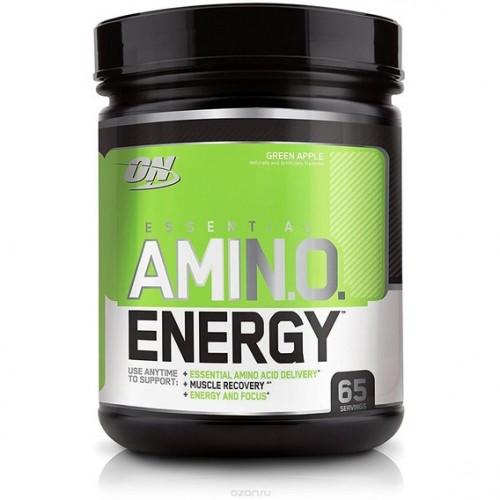 Amino Energy, 65 порций - Яблоко