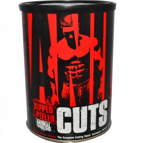 Жиросжигатель Universal Nutrition Animal Cuts 42 пакета