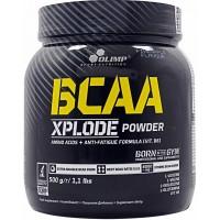 Аминокислота Olimp Labs BCAA Xplode 500 грамм Апельсин