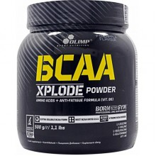 Olimp BCAA Xplode Powder, 500 грамм - ананас