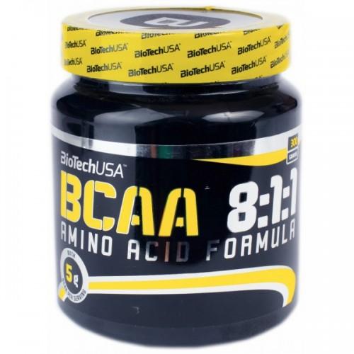 Biotech BCAA 8:1:1 300 грамм