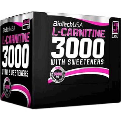 Biotech L-Carnitine ampule 3000