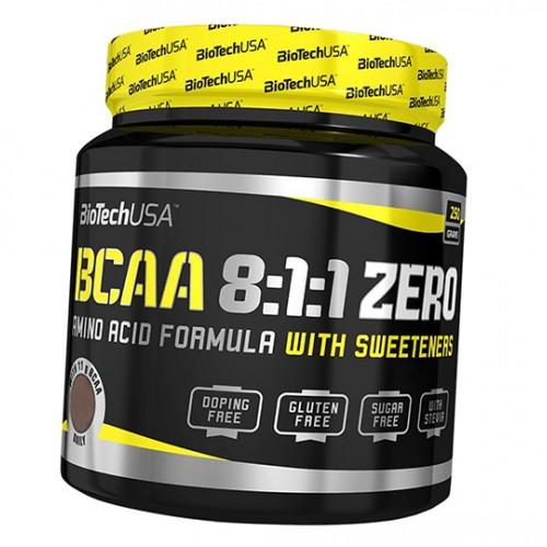 BioTech BCAA 8:1:1 Zero 250 грамм, Кола