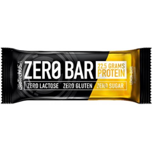 BioTech Zero Bar, 50 грамм - шоколад-банан