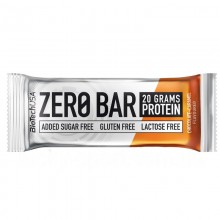 BioTech Zero Bar, 50 грамм - шоколад-карамель