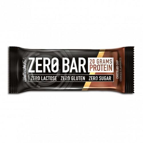 BioTech Zero Bar, 50 грамм - шоколад-печенье