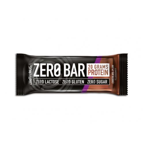 BioTech Zero Bar, 50 грамм - шоколад-слива