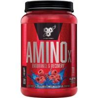 BSN Amino X 1.01 кг, Blue Raspberry