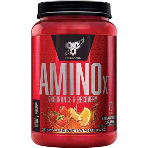BSN Amino X 1.01 кг, Strawberry Orange