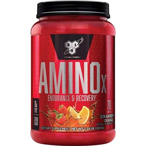 BSN Amino X 1.01 кг, Strawberry Orange