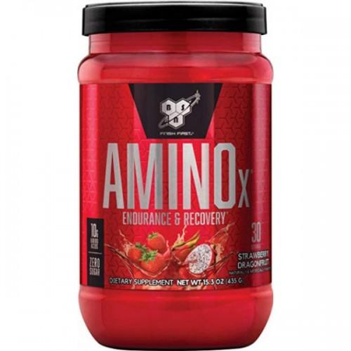 BSN Amino X 435 г, Strawberry Dragonfruit