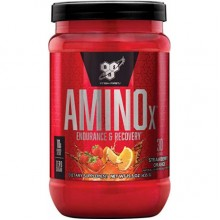 BSN Amino X 435 г, Strawberry Orange