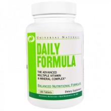 Витамины Universal Nutrition Daily Formula 100 таблеток