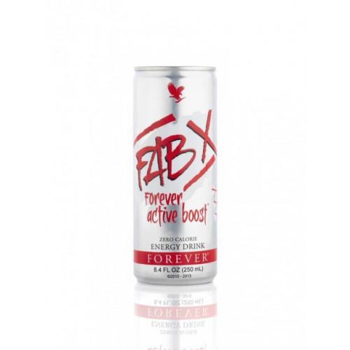 Энергетический напиток Forever ФАБ ноль калорий - 250 мл