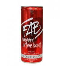 Энергетический напиток Forever с алоэ и гуараной ФАБ - 250 мл