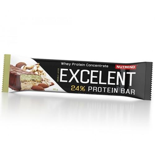 Excelent protein bar, 85 грамм - миндаль-фисташки