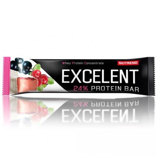 Excelent protein bar, 85 грамм - черная смородина с клюквой