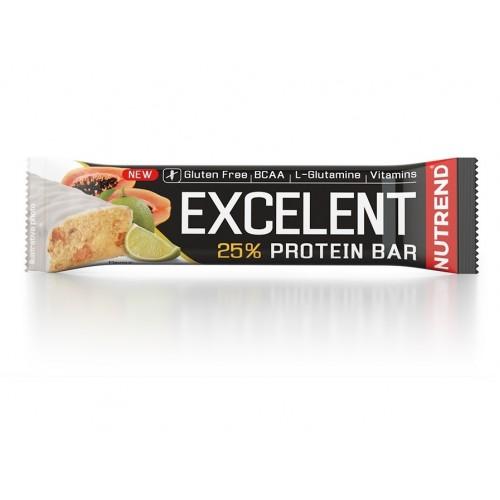 Excelent protein bar, 85 грамм - лайм-папайя