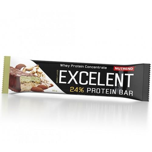 Excelent protein bar, 85 грамм - шоколад с орехом