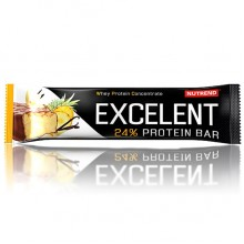 Excelent protein bar, 85 грамм - ваниль-ананас