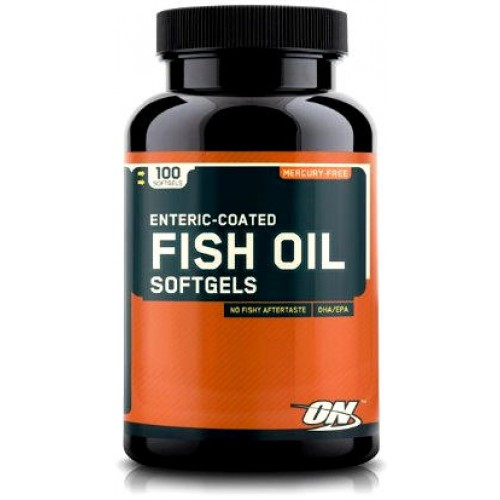 Optimum Fish Oil 100 капсул