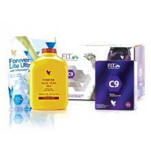 Программа С9 для очистки организма Форевер - Ваниль