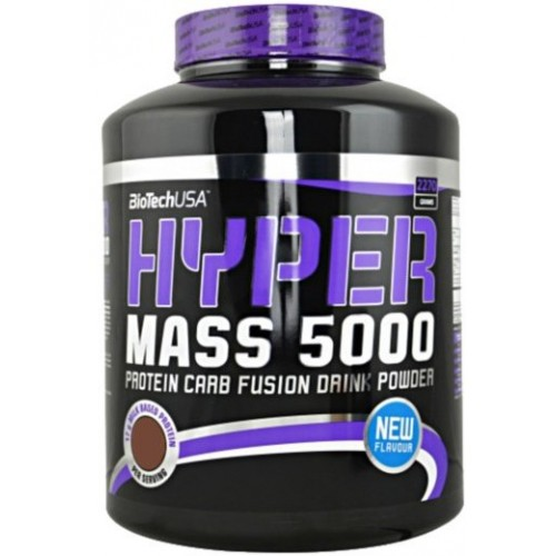 Hyper Mass 5000, 2270 грамм - малиновый йогурт