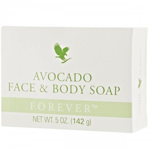 Косметическое мыло для лица и тела Forever с Авокадо - 142 грамма