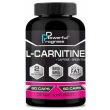 L-карнитин Progress Powerful Carni-X 90 капс