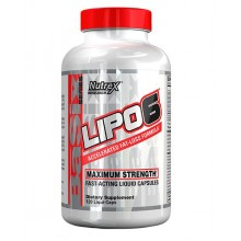 Lipo 6 Maximum Strength 120 капсул