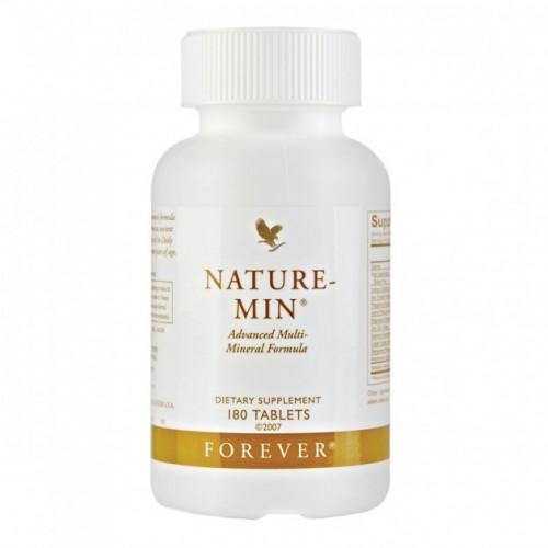 Натуральные минералы Натур-Мин Форевер - 180 таблеток
