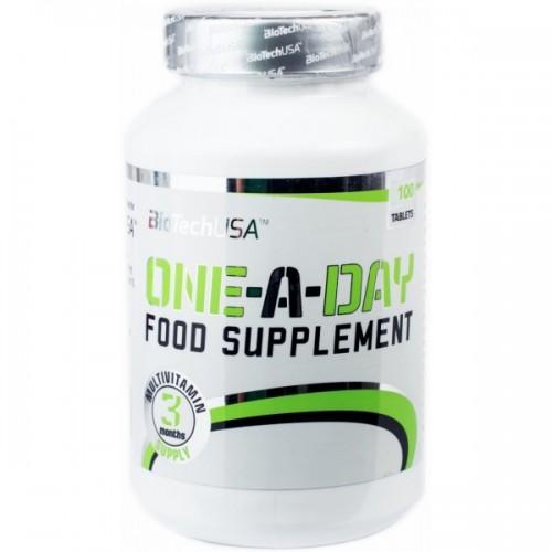 Витаминно-минеральный комплекс Biotech USA One a Day 100 таблеток