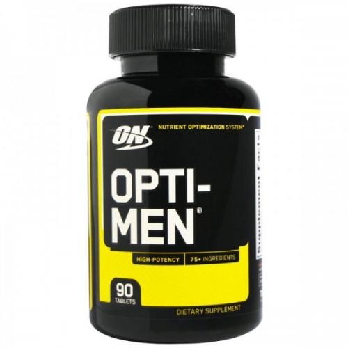 Витамины Optimum Nutrition Opti-Men 90 таблеток