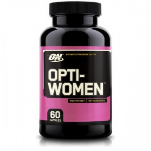 Витамины Optimum Nutrition Opti-Women 60 капсул