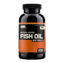 Optimum Fish Oil 200 капсул