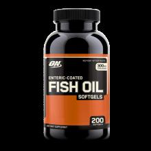 Optimum Fish Oil 200 капсул