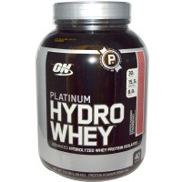 Optimum Platinum Hydro Whey, 1,59 кг - Клубника