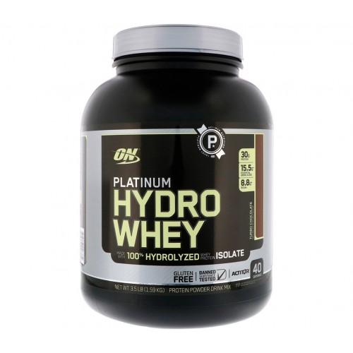 Optimum Platinum Hydro Whey, 1,59 кг - Шоколад